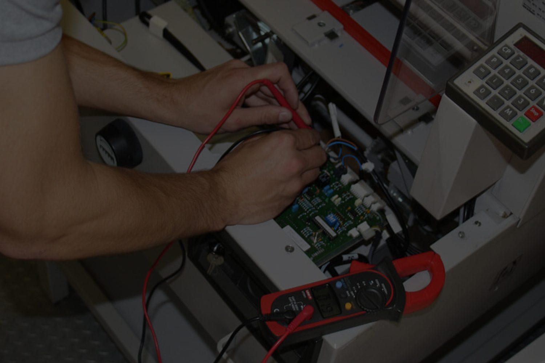 Power Voltage Checking