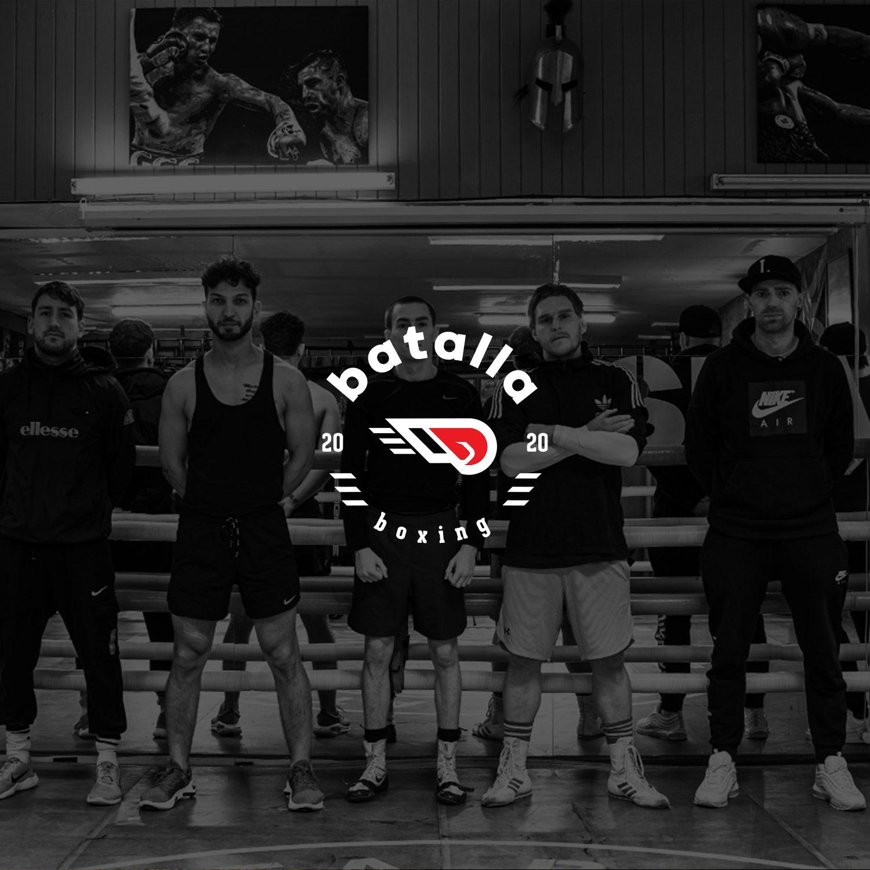 batalla gym boxing glasgow